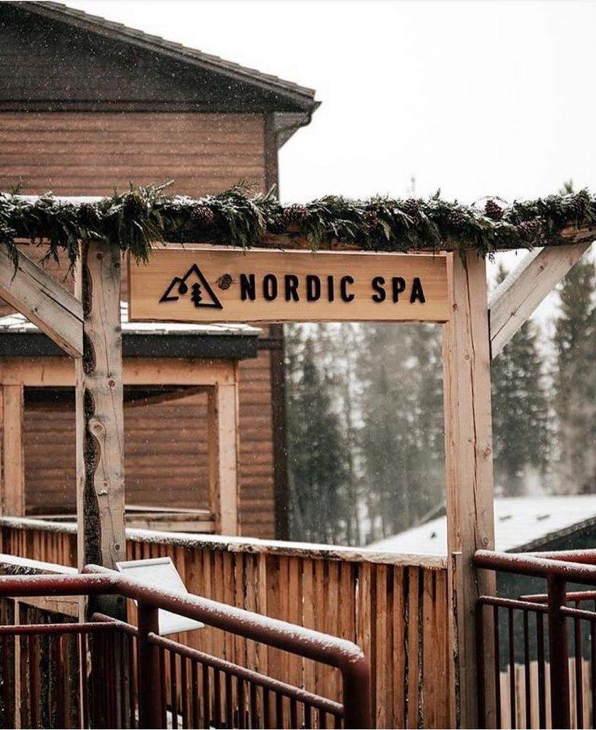 Kananaskis Nordic Spa Comprehensive Sign Plan